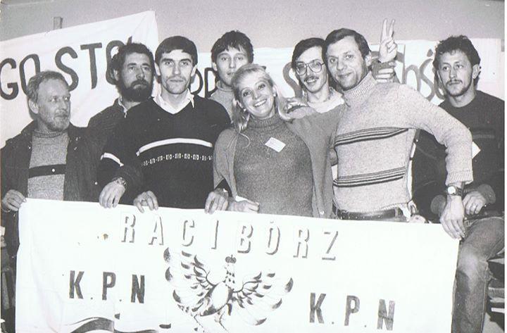 A. Słomka z KPN ROW, końcówka lat 80-tych XX wieku.
